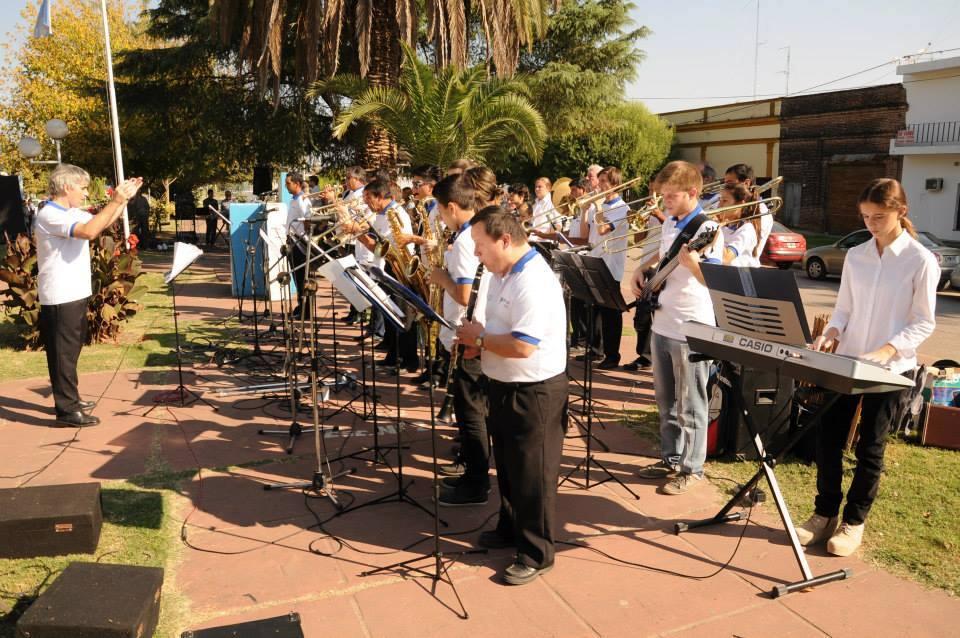 La Banda del Centenario ya suena