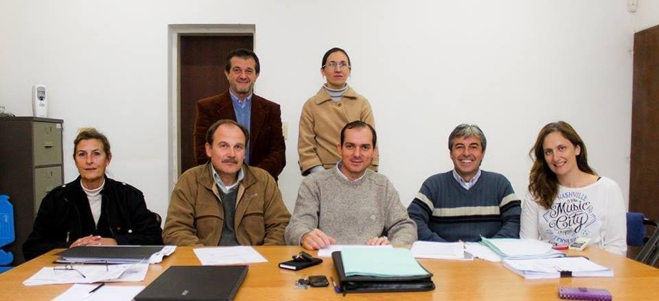 Reunión de Directorio Caja de Jubilaciones