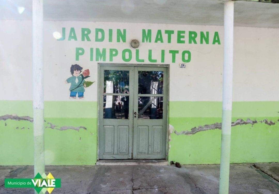 """Reformas en el Jardín Maternal """"Pimpollito"""""""