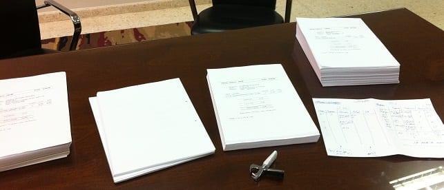 Más de 100 formularios entregados
