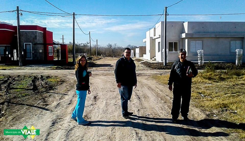 """Concejales de """"Cambiemos"""" recorren los barrios"""