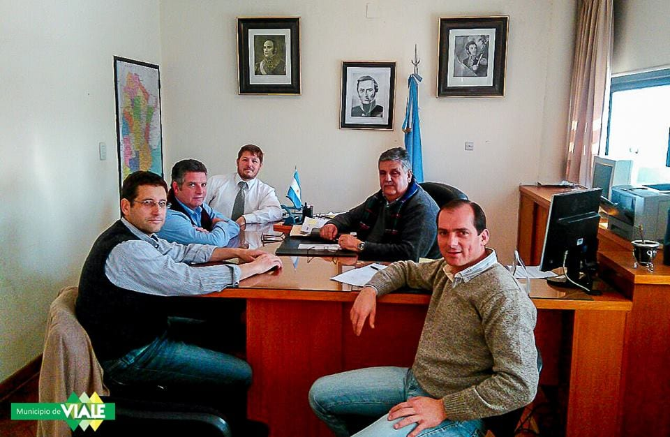 Reuniones importantes en la capital provincial