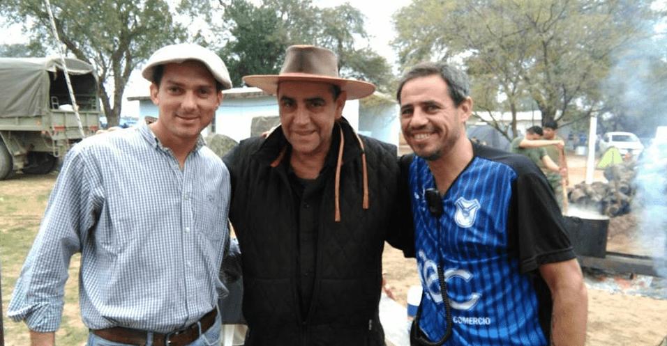 Destacada participación de Viale en el Festival Solidario Trichaco