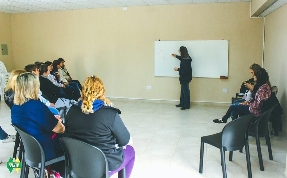 "Jornada de Capacitación para personal del Hogar ""Madre Teresa"""