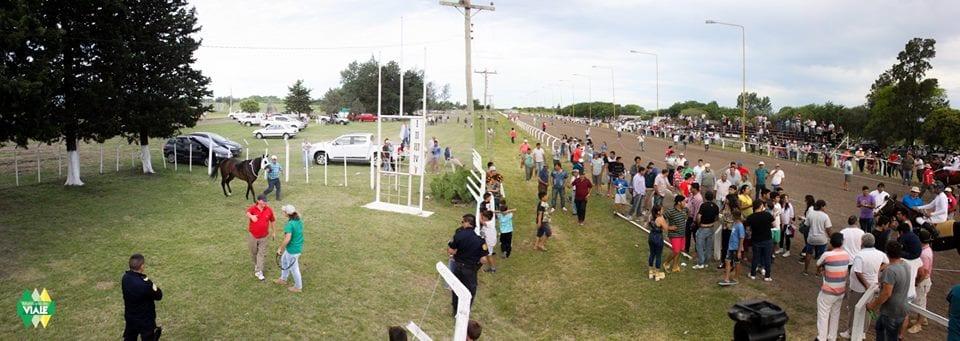 Más de mil personas pasaron por la Hiporrecta