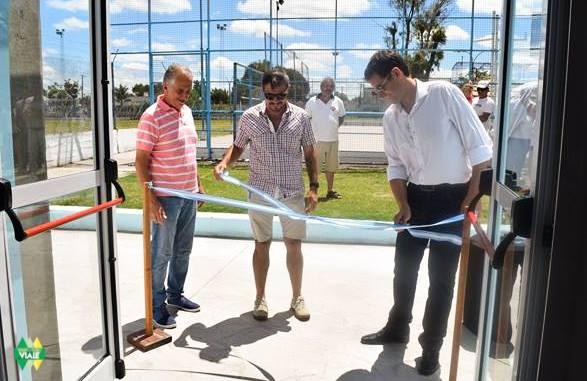 "Se inauguró el Jardín ""Castillito"""