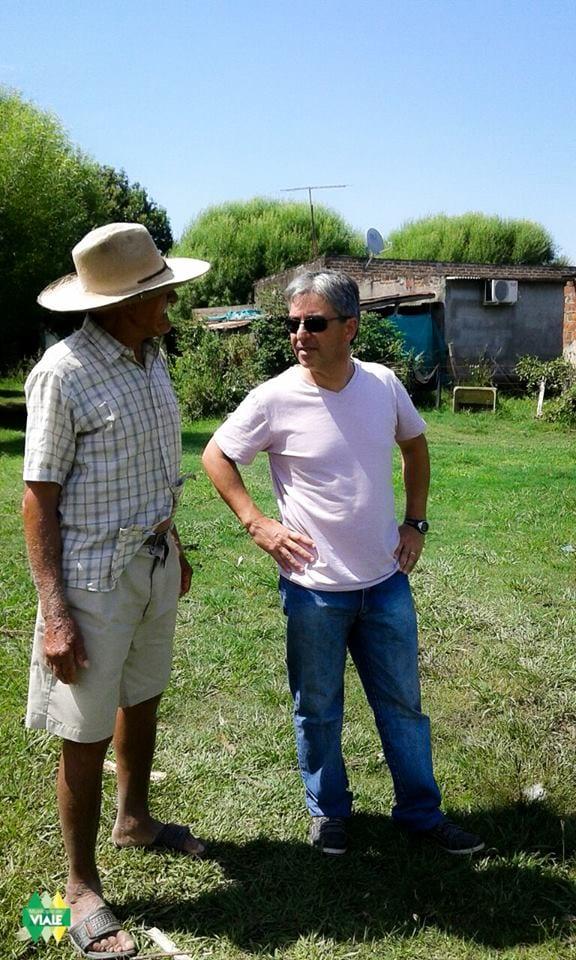"""Recorrida de los Concejales de Cambiemos """"Juntos por Viale"""""""
