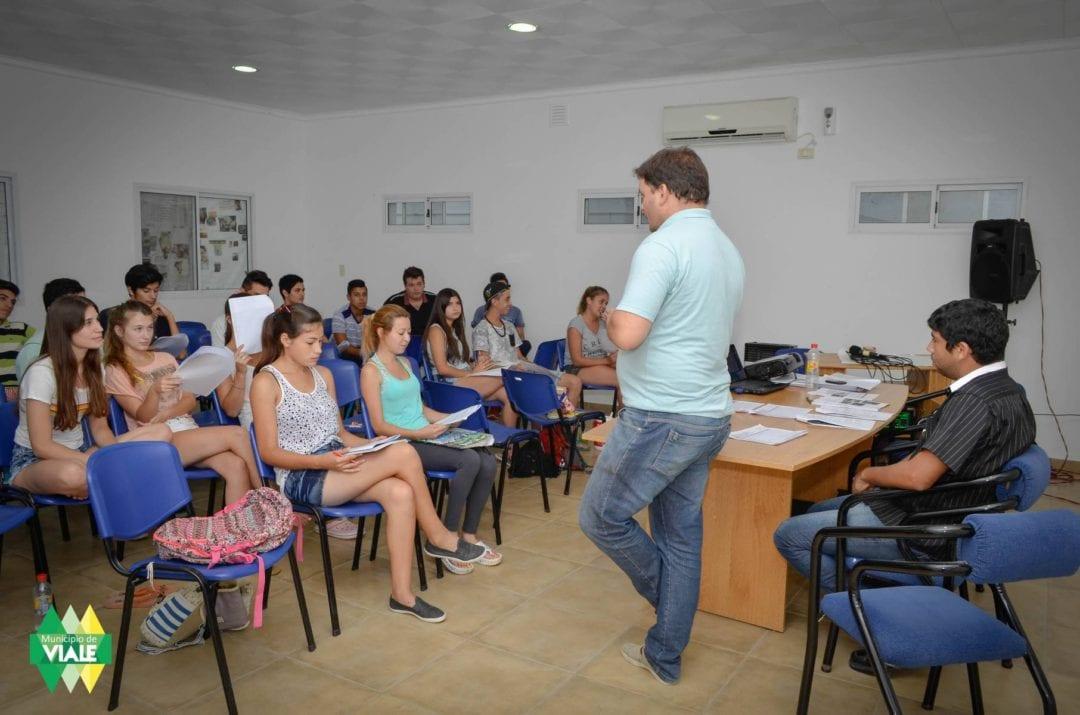 Se desarrolló una jornada más de los Cursos de Introducción al Trabajo (CIT)
