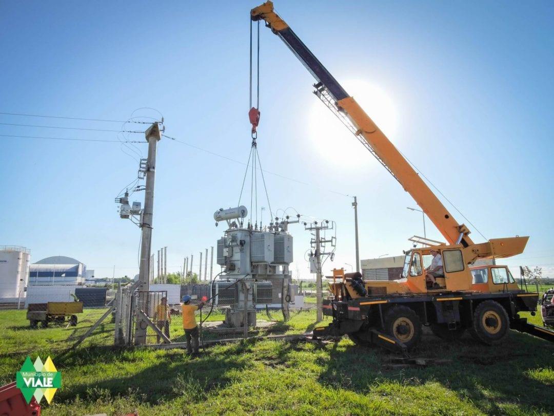 Plan de mejoras en el servicio de provisión eléctrica para el Parque Industrial