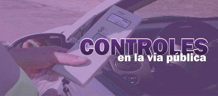 Inician los operativos de control integral de seguridad y prevención