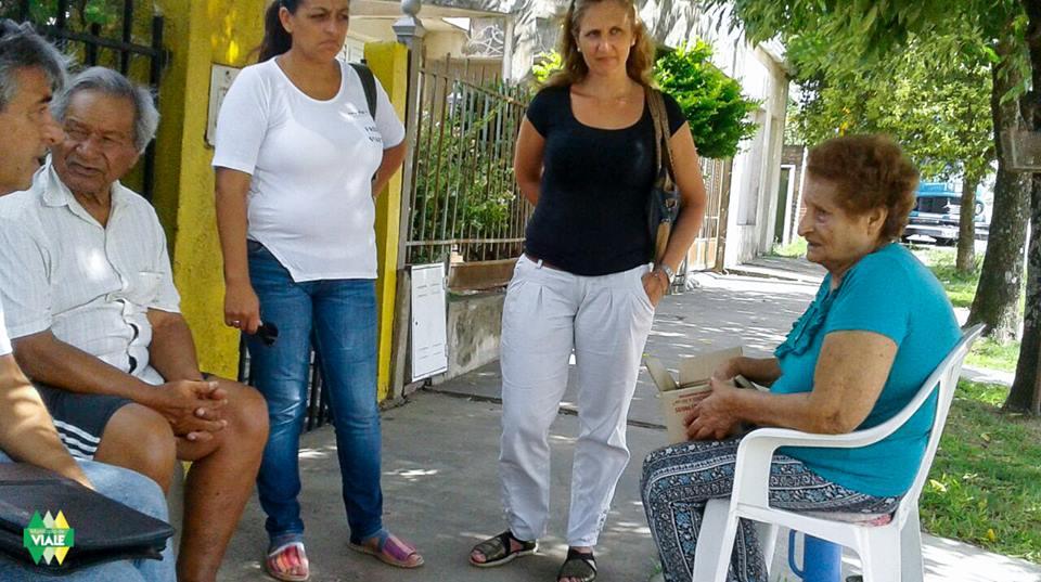 Concejales de Cambiemos recorrieron obras