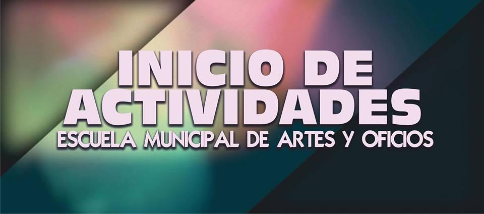La Escuela Municipal de Artes y Oficios comienza sus actividades