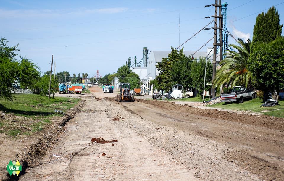 Sigue el mantenimiento de calles en la ciudad