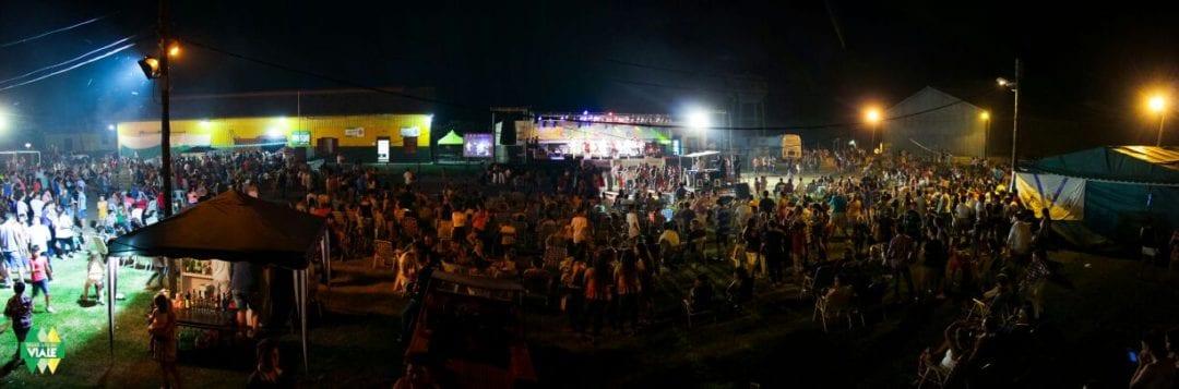"""Viale vivió a pleno su """"Festival de Carnaval"""""""