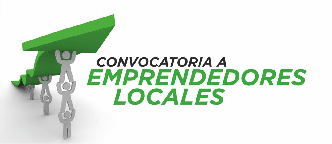 Convocan a Emprendedores locales