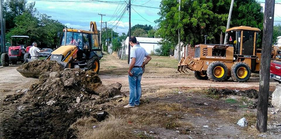 El municipio intensifica el mantenimiento de calles