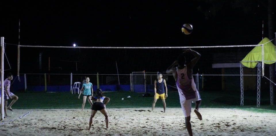 Buena participación en el Torneo de Beach Vóley