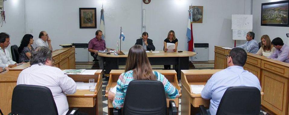 Resumen de la 1º sesión ordinaria del HCD