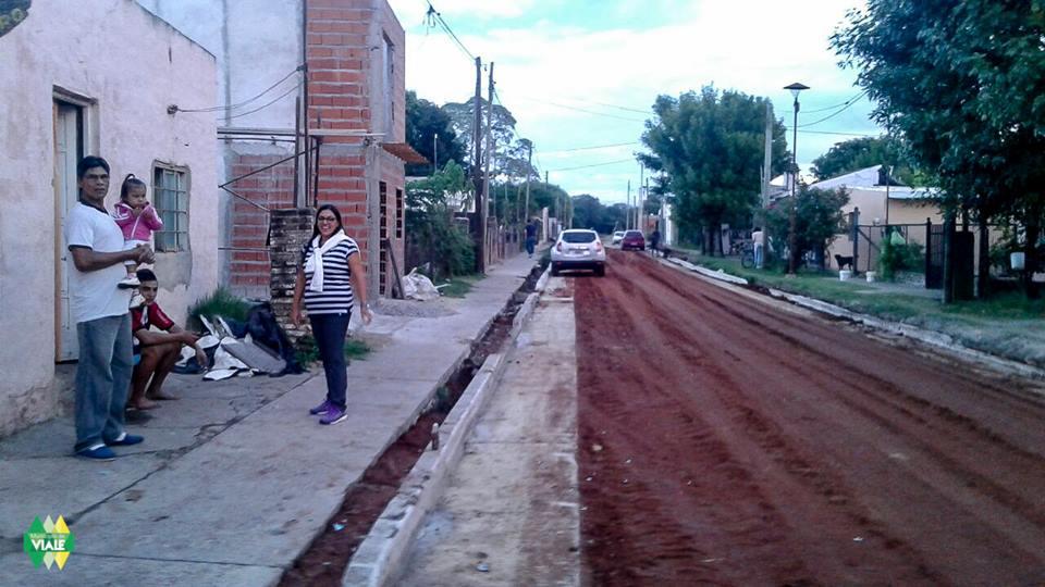 Concejales de Cambiemos siguen visitando los vecinos
