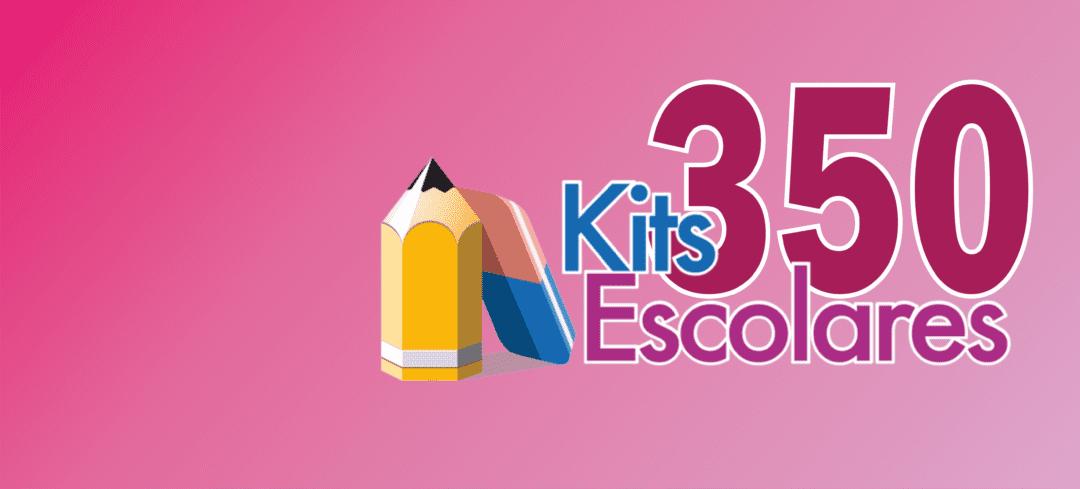 El Municipio entregó 350 kits escolares