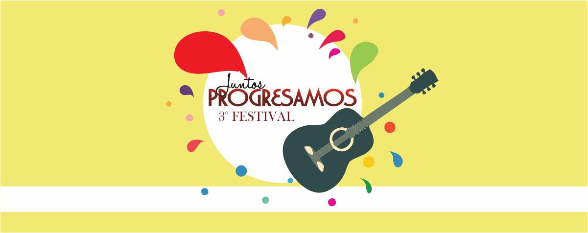 El 3° Festival Juntos Progresamos