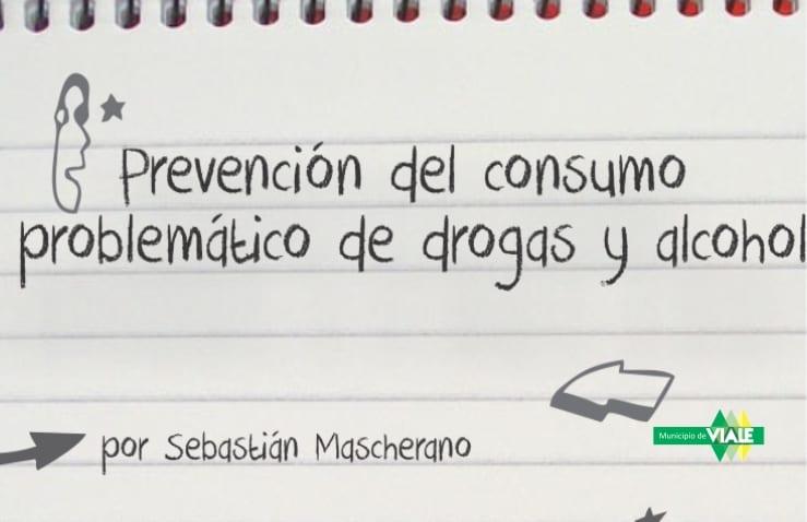 """Regresan las charlas sobre """"prevención del consumo problemático de drogas y alcohol"""" de la mano de Sebastián Mascherano"""