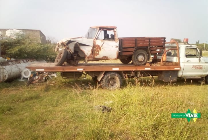 Remoción de vehículos en la ciudad